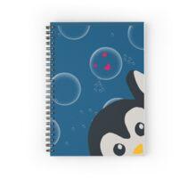Penguin Love Spiral Notebook