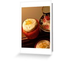 Zest for Cake Greeting Card