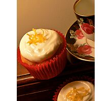 Zest for Cake Photographic Print