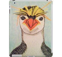Rock Hopper Penguin iPad Case/Skin