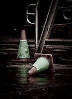 Cones by Pene Stevens