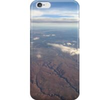 Aerial View of the Nevada Desert iPhone Case/Skin