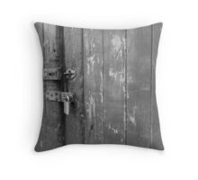 Urban Reality Throw Pillow
