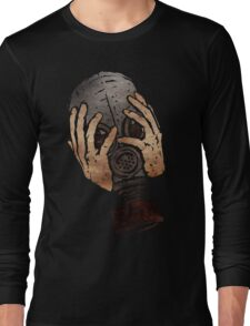 Oh The (Lack Of) Humanity! Long Sleeve T-Shirt