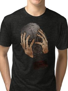 Oh The (Lack Of) Humanity! Tri-blend T-Shirt