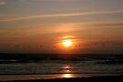Ocean Shores sunset by skreklow
