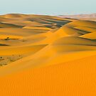 Arabian Dunes by Peter Doré