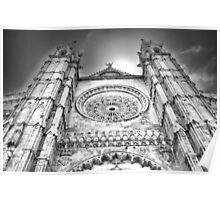 Palma Cathedral Poster