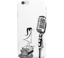 Your Attention Please iPhone Case/Skin
