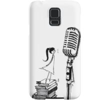 Your Attention Please Samsung Galaxy Case/Skin