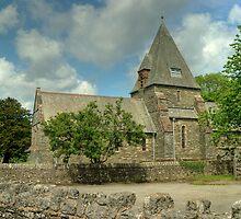 Finsthwaite Church by Jamie  Green