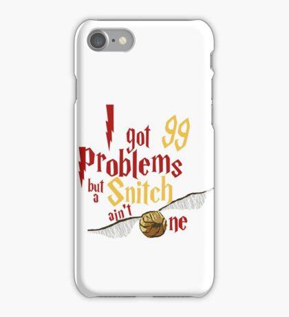 LION PROBLEMS iPhone Case/Skin