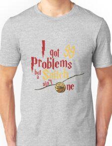 LION PROBLEMS Unisex T-Shirt