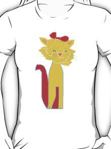 SMUG and Sunny cat T SHIRT T-Shirt