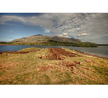 Beautiful Lough Inagh Valley Photographic Print