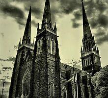 St Patricks by Steven  Agius