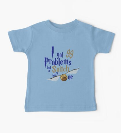 Eagle Problems Baby Tee