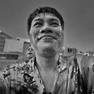 Songkran in Bangkok (11) by Laurent Hunziker