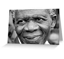 Man from Malawi Greeting Card