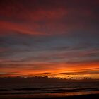 Rota Cloudy Sunset by fototaker