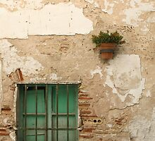 Ancient Rota Wall by fototaker