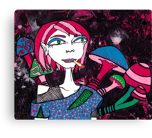 This Is Ridiculous Canvas Print