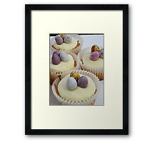 Easter Cakes Framed Print