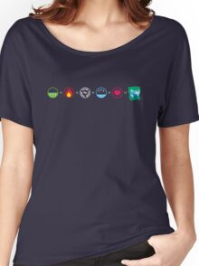 By your powers combined... Women's Relaxed Fit T-Shirt
