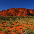 Uluru by wayne51