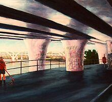 Under the Freeway by Cary McAulay