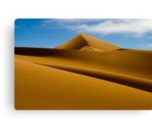 Dune Top Canvas Print
