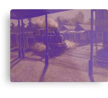 South Johnstone Cane Train Metal Print