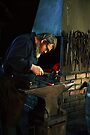 The Blacksmith by Vince Russell