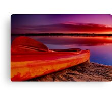 """Riverdawn"" Canvas Print"