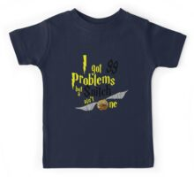 Badger Problems Kids Tee