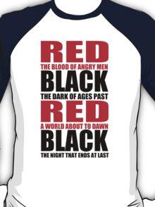 Red & Black T-Shirt