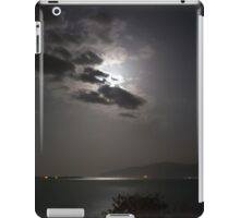 restful moonlight iPad Case/Skin