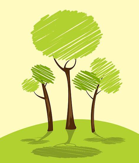 Green me! by Richard Laschon