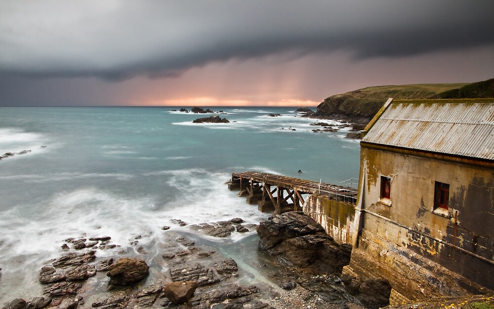 Lizard Point Storm. by igotmeacanon