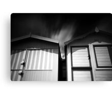 360 and 361 Are Talking Again Canvas Print