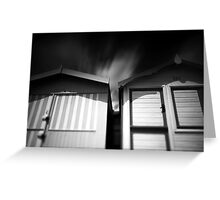 360 and 361 Are Talking Again Greeting Card