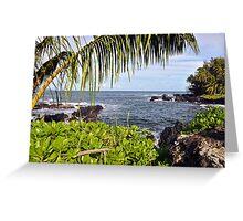 Maui  Greeting Card