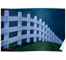 Dream Fence Poster