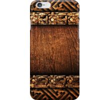 Realistic Wood Look iPhone Case/Skin