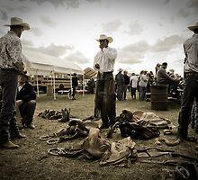 Helmville Rodeo Montana 2009 -  #122 by Terry J Cyr