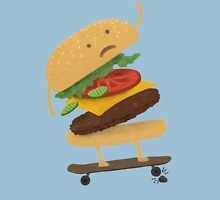 Burger Wipe-Out  Unisex T-Shirt