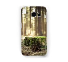 Green Samsung Galaxy Case/Skin
