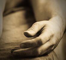 Matthew's Hand by Terry J Cyr