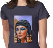 Cleopatra  Womens Fitted T-Shirt