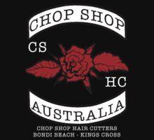 Top Rocker Chop Shop by Chop Shop